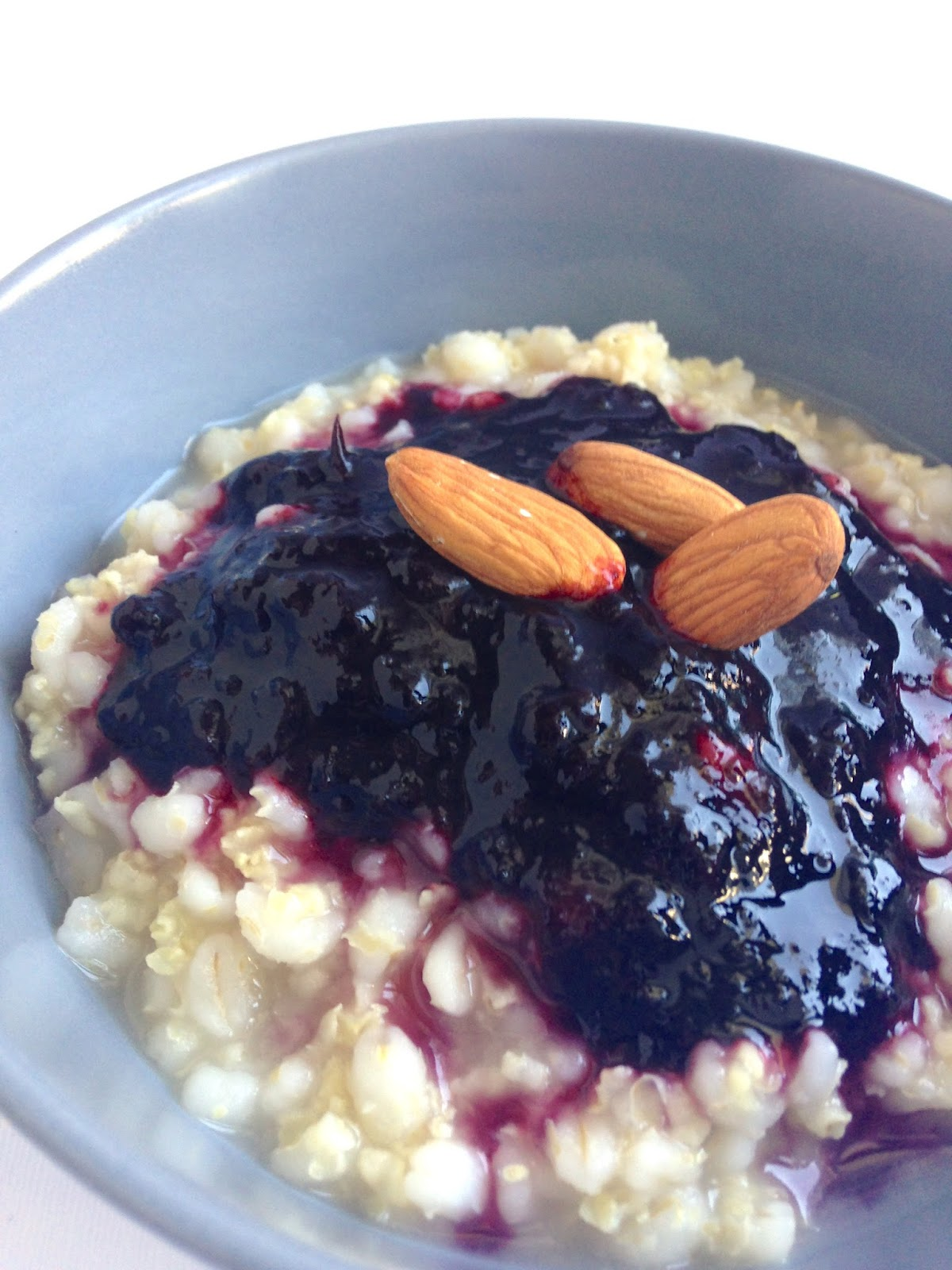 dieta macrobiotica - crema di cereali a colazione