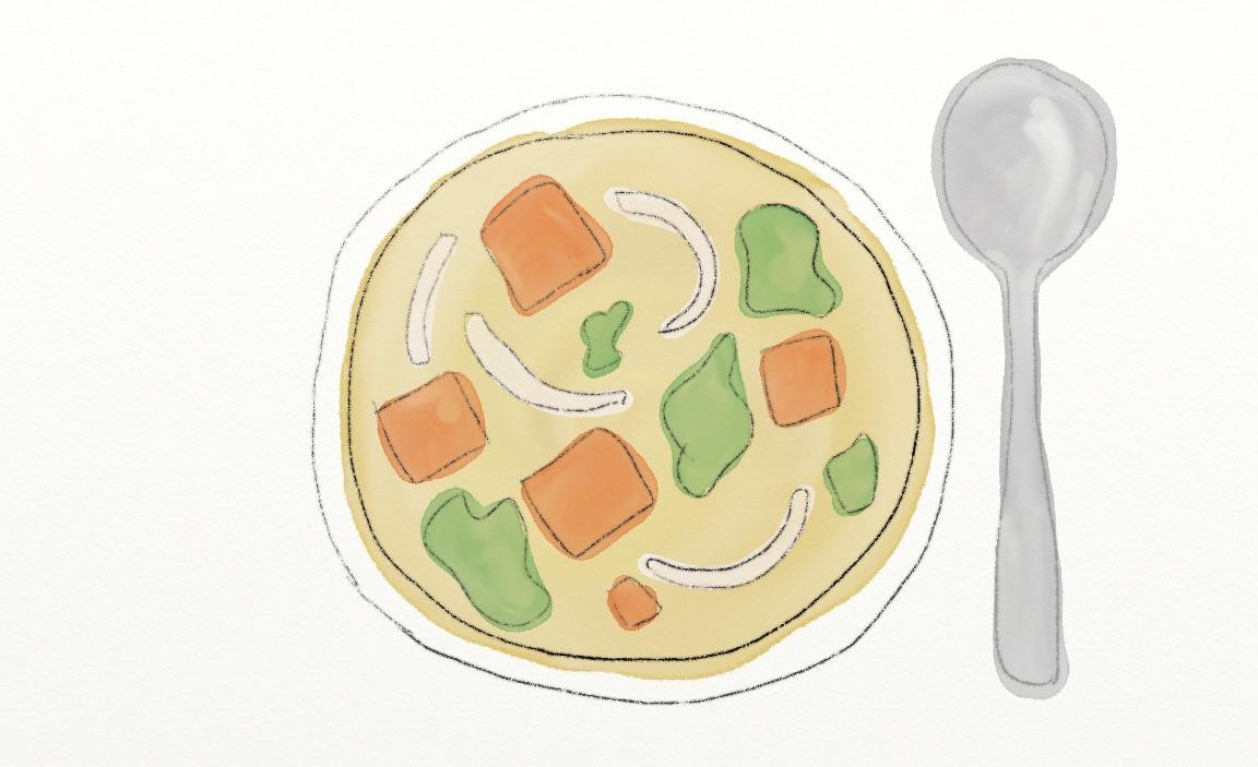 i benefici della zuppa di miso - consulenza macrobiotica