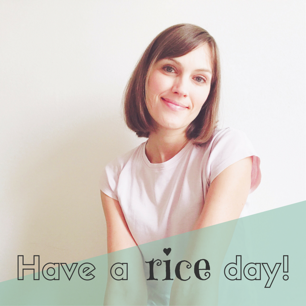 Have a rice day! - il podcast di macrobioticamente