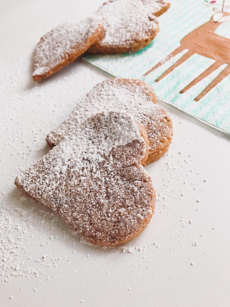 biscotti di Natale integrali - dieta macrobiotica