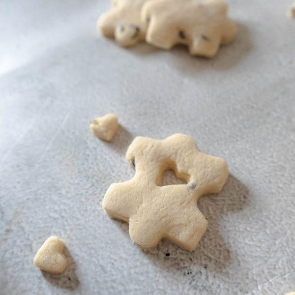 Ricette – Biscotti vegani con lavanda e limone