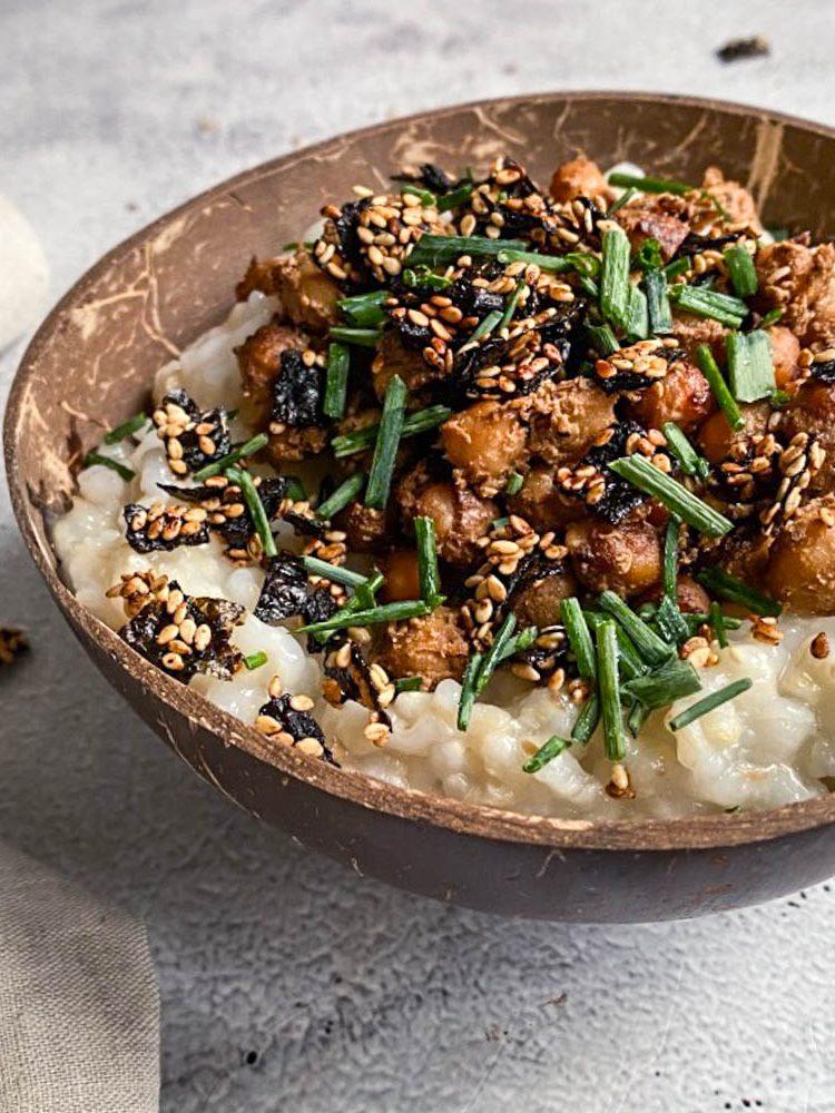 congee ricetta base