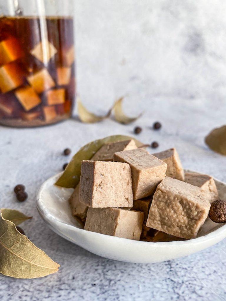 tofu fermentato fai da te
